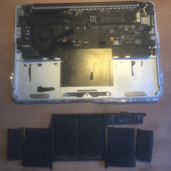 MacBook ohne Akku